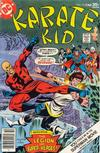 Cover for Karate Kid (DC, 1976 series) #10