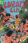 Cover for Karate Kid (DC, 1976 series) #11