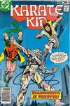 Cover for Karate Kid (DC, 1976 series) #14