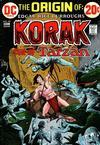 Cover for Korak, Son of Tarzan (DC, 1972 series) #49
