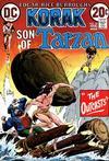 Cover for Korak, Son of Tarzan (DC, 1972 series) #52