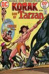 Cover for Korak, Son of Tarzan (DC, 1972 series) #53