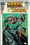 Cover for Korak, Son of Tarzan (DC, 1972 series) #54
