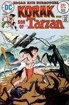 Cover for Korak, Son of Tarzan (DC, 1972 series) #58
