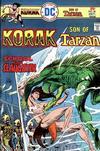Cover for Korak, Son of Tarzan (DC, 1972 series) #59