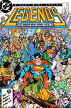 Cover for Legends (DC, 1986 series) #2 [Direct]