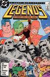 Cover for Legends (DC, 1986 series) #3 [Direct]