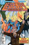 Cover for Legends (DC, 1986 series) #4 [Direct]