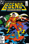 Cover for Legends (DC, 1986 series) #5 [Direct]
