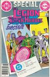 Cover for Legion of Substitute Heroes Special (DC, 1985 series) #1 [Newsstand]