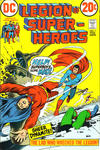 Cover for Legion of Super-Heroes (DC, 1973 series) #1