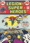 Cover for Legion of Super-Heroes (DC, 1973 series) #2