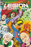 Cover for Legion of Super-Heroes (DC, 1984 series) #2