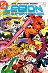 Cover for Legion of Super-Heroes (DC, 1984 series) #3