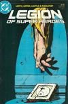 Cover for Legion of Super-Heroes (DC, 1984 series) #4