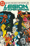 Cover for Legion of Super-Heroes (DC, 1984 series) #9