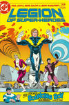 Cover for Legion of Super-Heroes (DC, 1984 series) #11