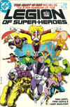 Cover for Legion of Super-Heroes (DC, 1984 series) #14