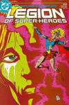 Cover for Legion of Super-Heroes (DC, 1984 series) #16