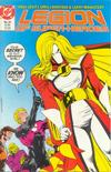 Cover for Legion of Super-Heroes (DC, 1984 series) #24