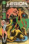Cover for Legion of Super-Heroes (DC, 1984 series) #34