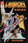 Cover for Legion of Super-Heroes (DC, 1984 series) #36