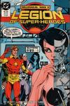 Cover for Legion of Super-Heroes (DC, 1984 series) #42