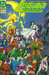 Cover for Legion of Super-Heroes (DC, 1989 series) #25