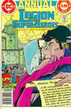 Cover for The Legion of Super-Heroes Annual (DC, 1982 series) #2 [Newsstand]