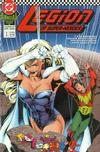 Cover for Legion of Super-Heroes Annual (DC, 1990 series) #1