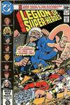 Cover for The Legion of Super-Heroes (DC, 1980 series) #268 [Direct Edition]