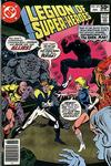 Cover for The Legion of Super-Heroes (DC, 1980 series) #271 [Newsstand]