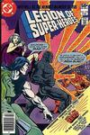 Cover Thumbnail for The Legion of Super-Heroes (1980 series) #272 [Newsstand]