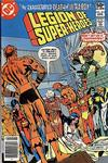 Cover for The Legion of Super-Heroes (DC, 1980 series) #274 [Newsstand]