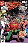 Cover for The Legion of Super-Heroes (DC, 1980 series) #275 [Direct Sales]