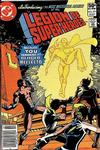 Cover for The Legion of Super-Heroes (DC, 1980 series) #277 [Newsstand]