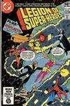 Cover for The Legion of Super-Heroes (DC, 1980 series) #278 [Direct]