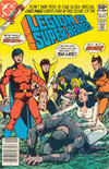 Cover for The Legion of Super-Heroes (DC, 1980 series) #279 [Newsstand]