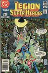 Cover Thumbnail for The Legion of Super-Heroes (1980 series) #281 [Newsstand]