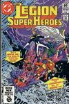 Cover for The Legion of Super-Heroes (DC, 1980 series) #284 [Direct]