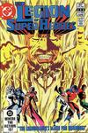 Cover for The Legion of Super-Heroes (DC, 1980 series) #288 [Direct Sales]