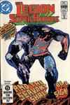Cover for The Legion of Super-Heroes (DC, 1980 series) #290 [Direct]