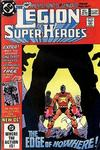 Cover for The Legion of Super-Heroes (DC, 1980 series) #298 [Direct]