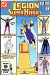Cover for The Legion of Super-Heroes (DC, 1980 series) #301 [Direct]