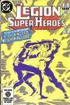 Cover Thumbnail for The Legion of Super-Heroes (1980 series) #302 [Direct]