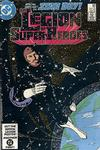 Cover Thumbnail for The Legion of Super-Heroes (1980 series) #306 [Direct]