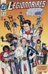 Cover for Legionnaires (DC, 1993 series) #1 [Direct]