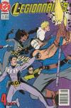 Cover for Legionnaires (DC, 1993 series) #5 [Newsstand]