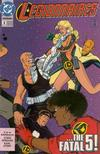 Cover for Legionnaires (DC, 1993 series) #6 [Direct]