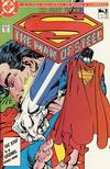 Cover for The Man of Steel (DC, 1986 series) #5 [Direct]